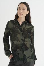InWear Yasmeen Shirt Green Structure