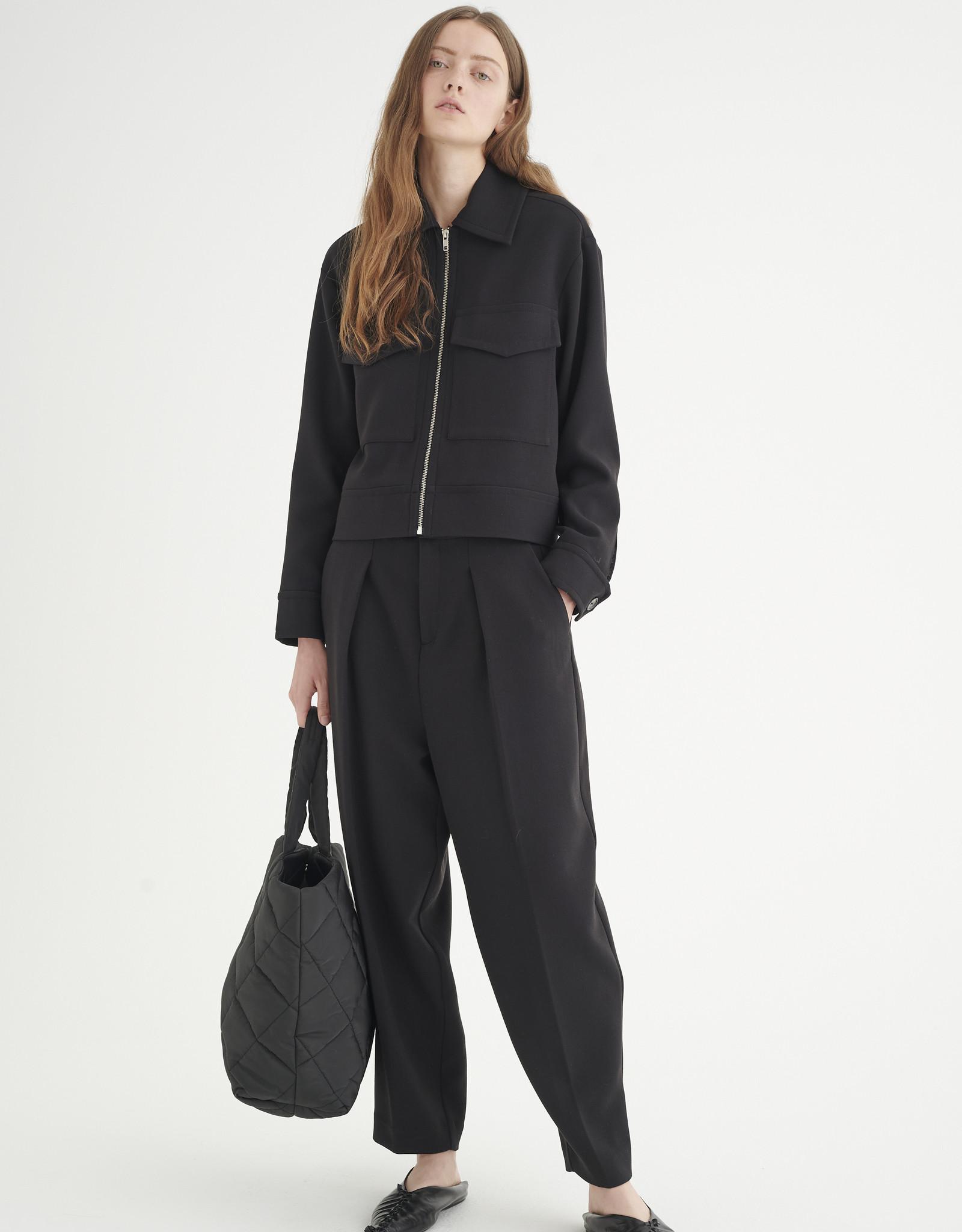InWear Caylee Zipp Jacket Black