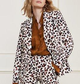 Fabienne Chapot Puck Blazer Dalmatian