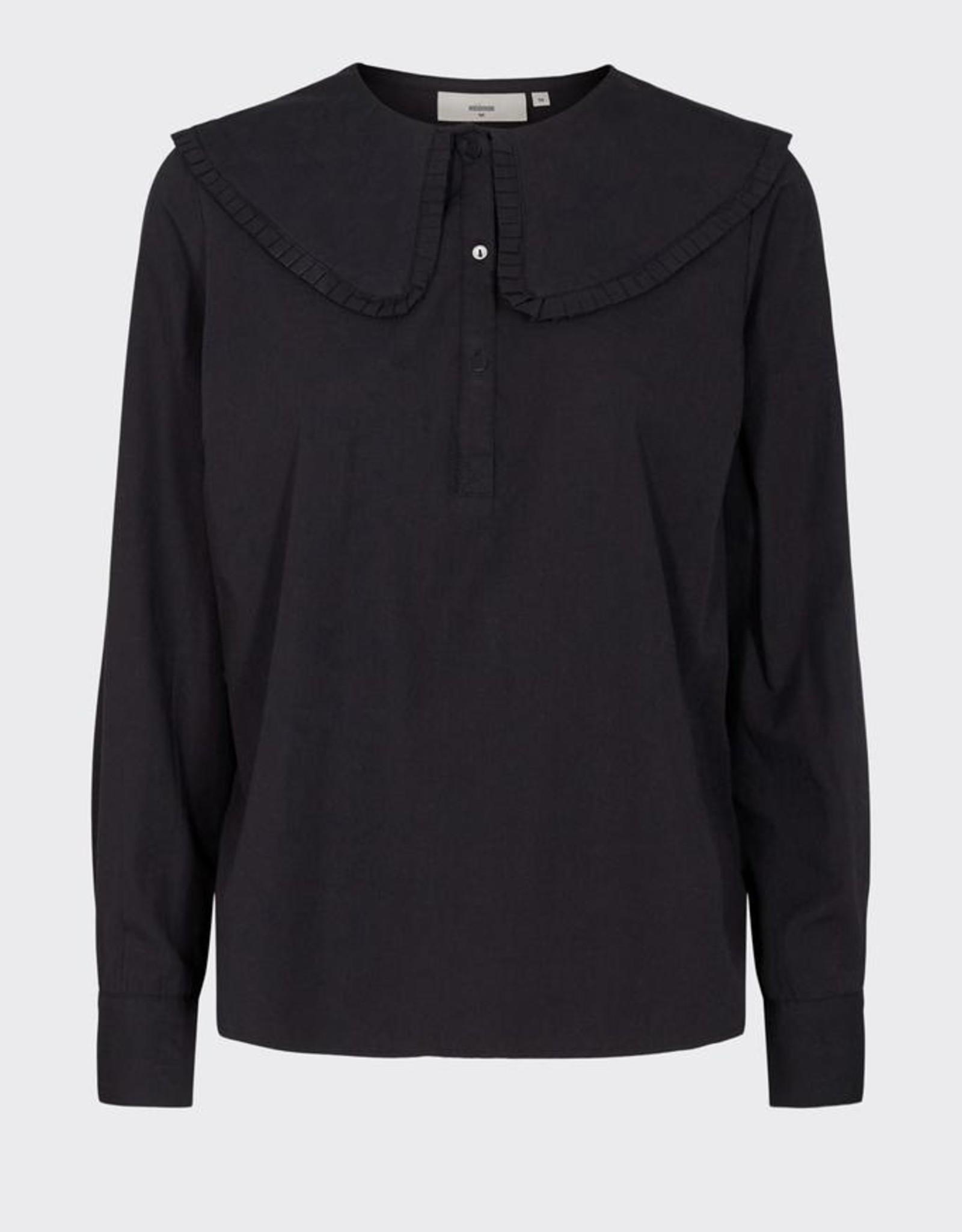 Minimum Torbina LS Blouse Black