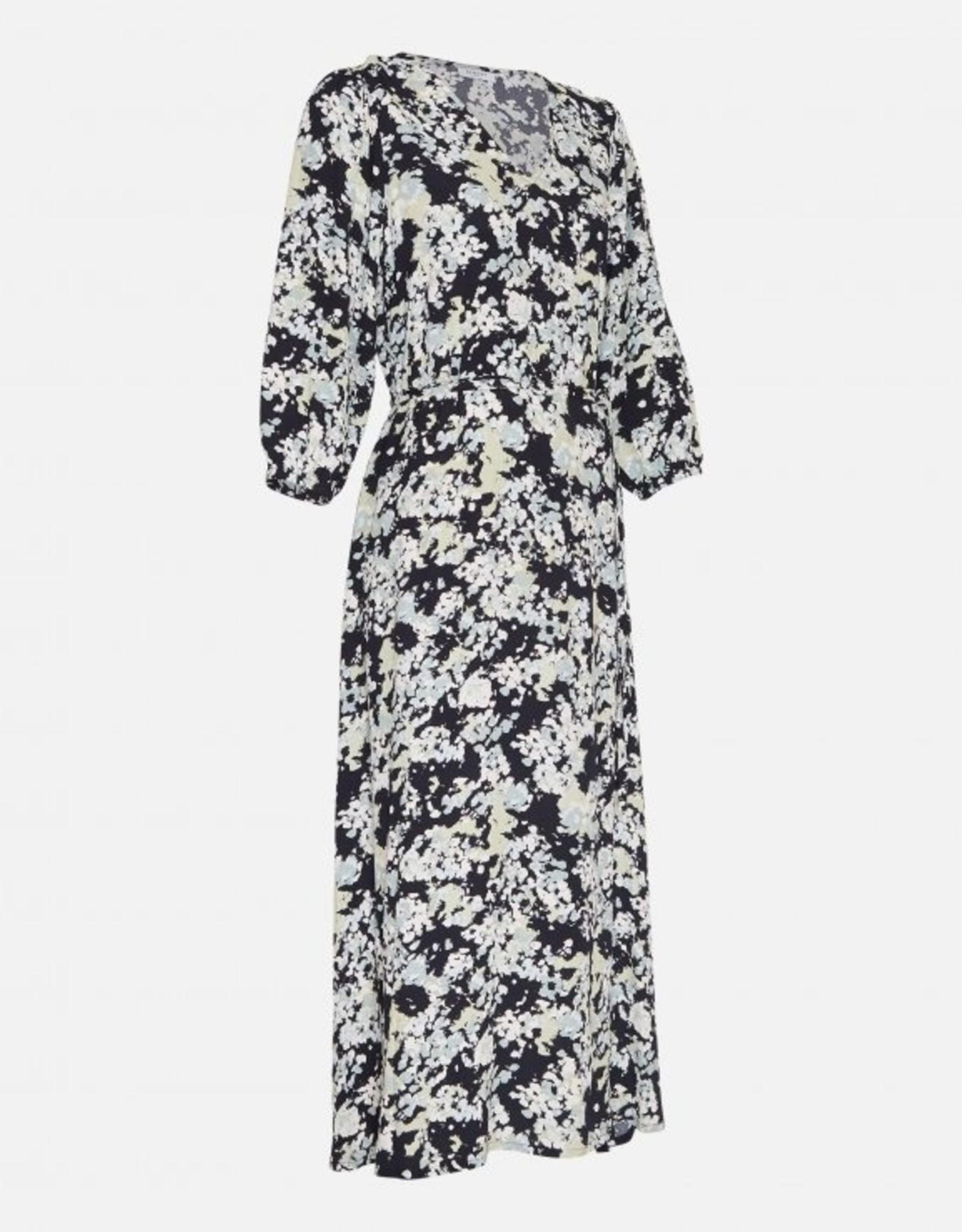 Moss Copenhagen Thessa Jalina 3/4 Dress S Cap Blur
