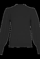 Moss Copenhagen Talma Rachelle LS Pullover Black