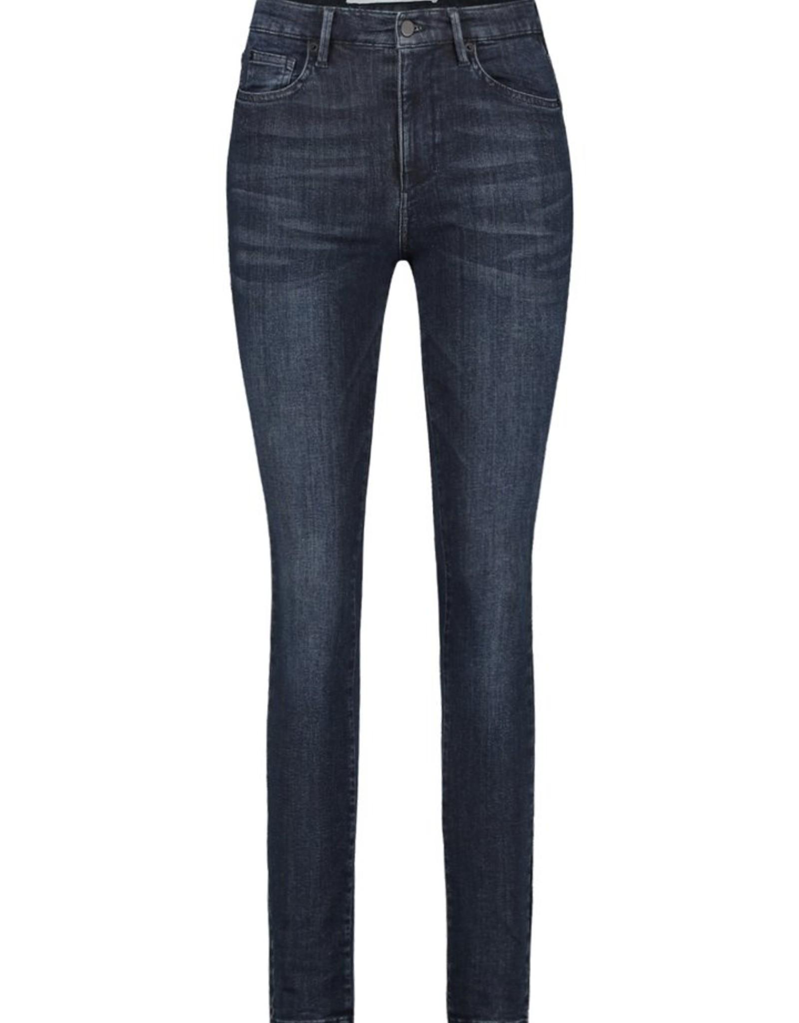 Homage Homage Skinny Jeans Dark Blue