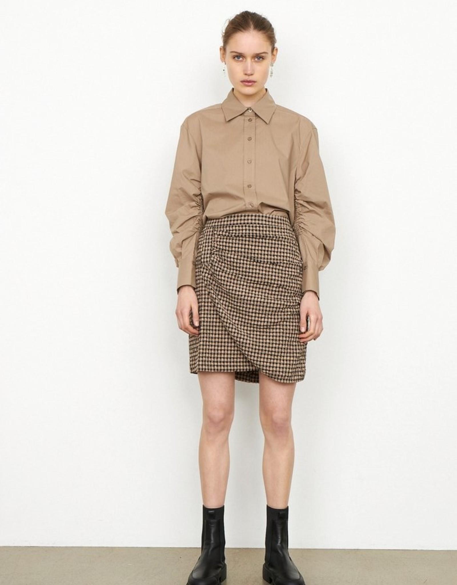Second Female Hulana Skirt Chinchilla