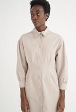 InWear Tick Dress Simply Taupe