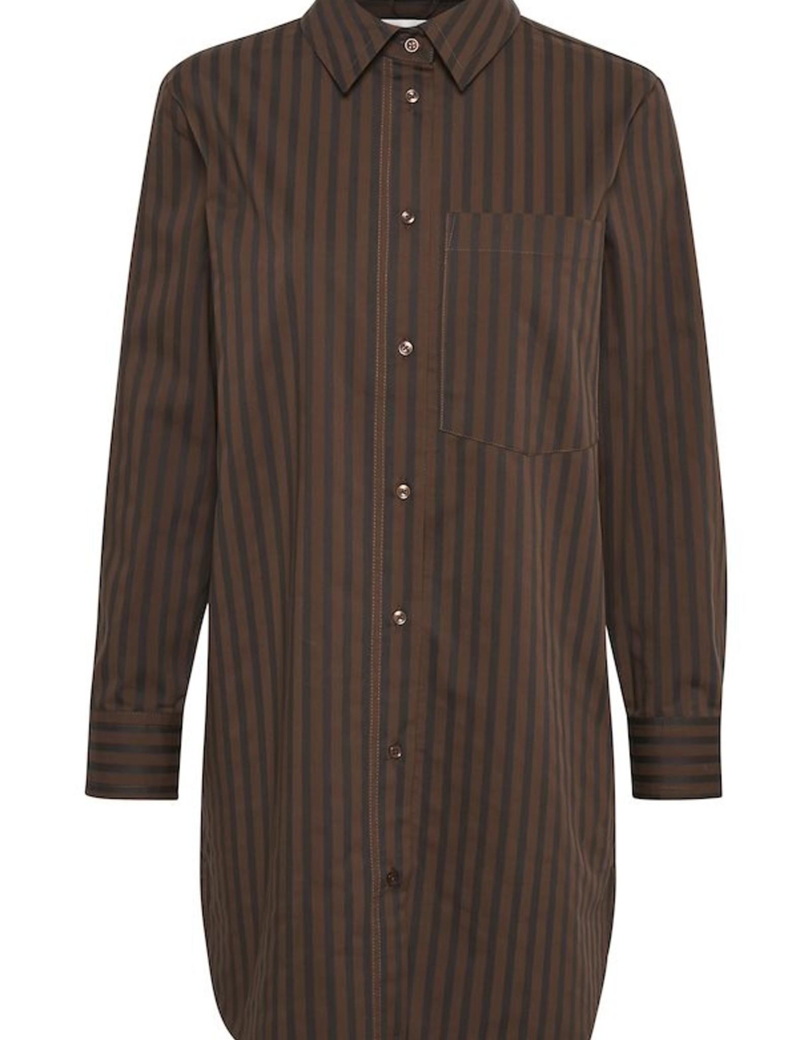 InWear Ballwina Shirt Coffee Brown