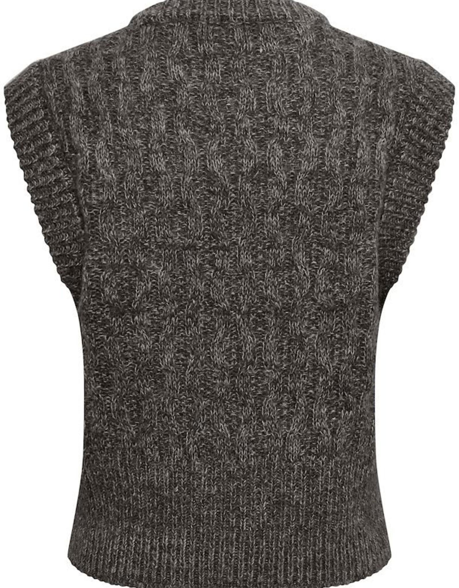 InWear Toana Vest Black