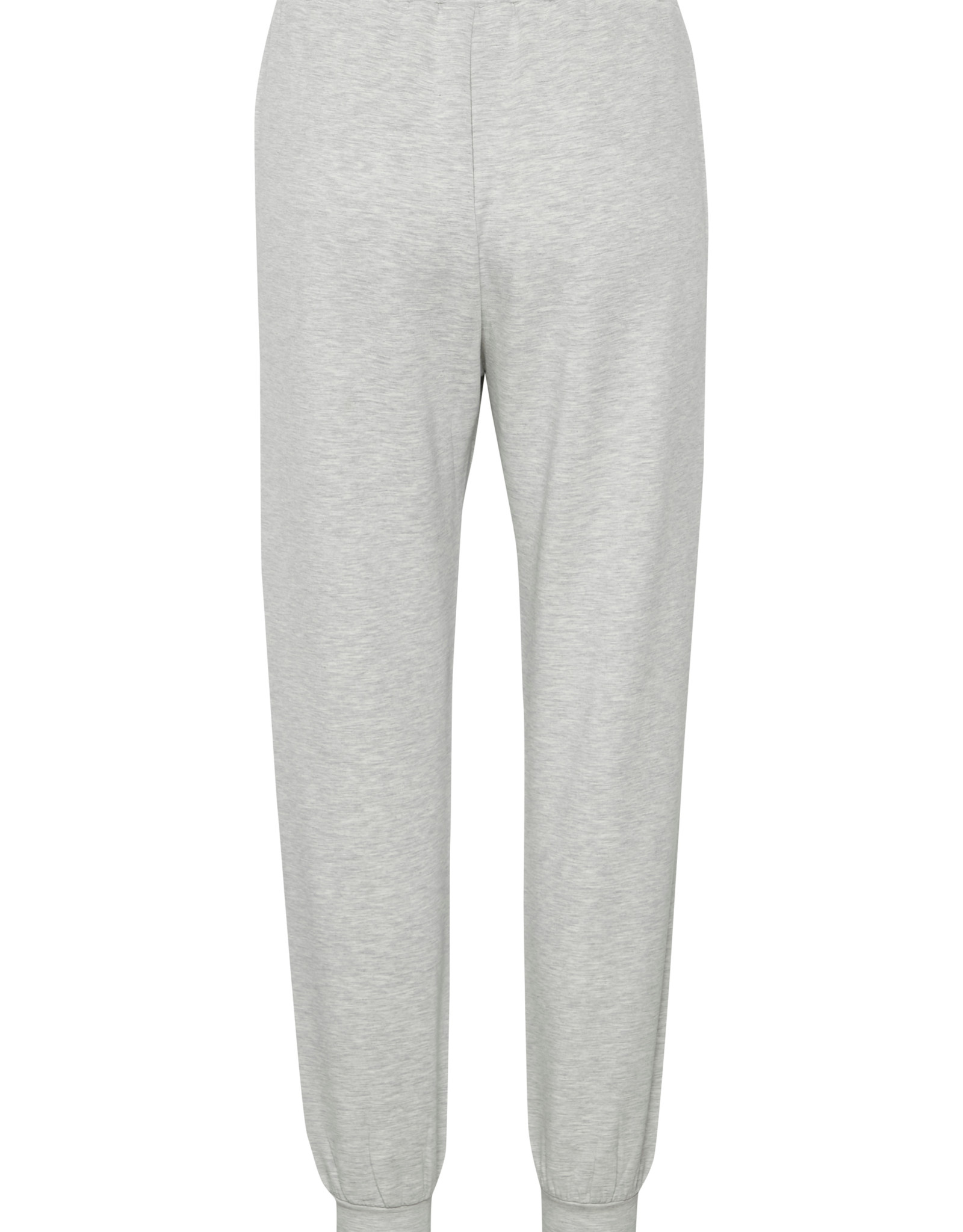 InWear Gicelle Melange Pants New Light Grey Melange