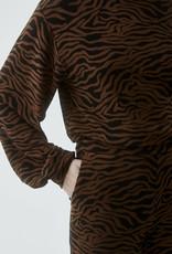 Modstrom Ming Sweat Pecan Zebra