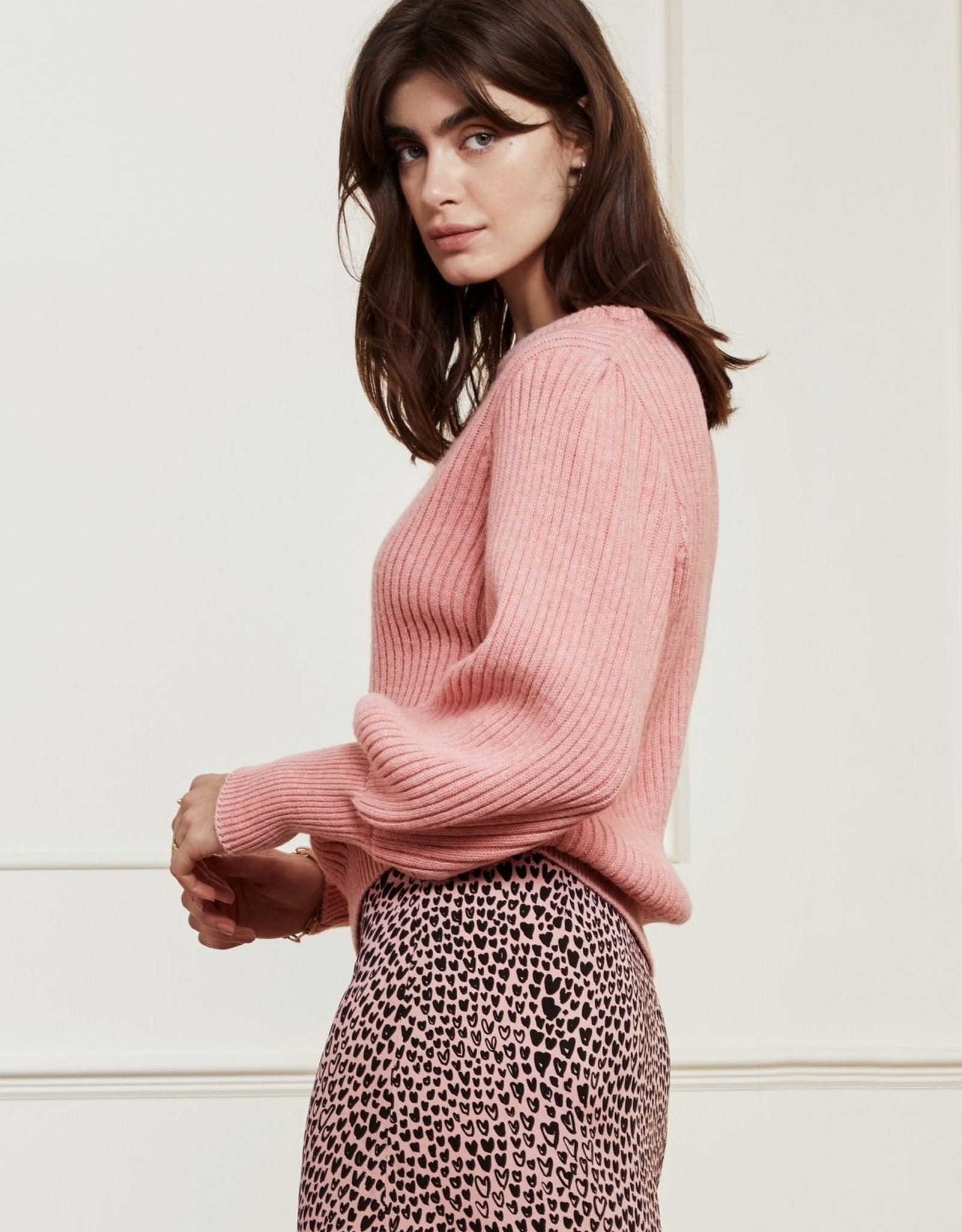 Fabienne Chapot Marianne Pullover Lovely Pink