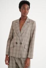 InWear Callina Blazer Brown Check