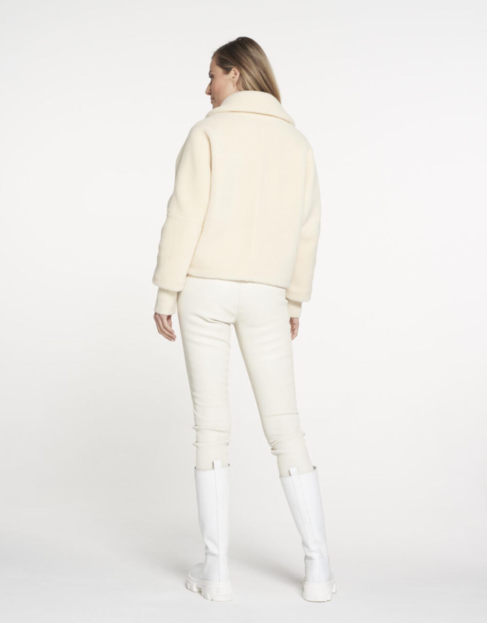 Ibana Caja Coat Off White