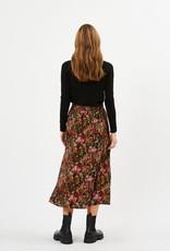 Minimum Tonjelina Skirt Black