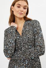 Minimum Leosine Midi Dress Black