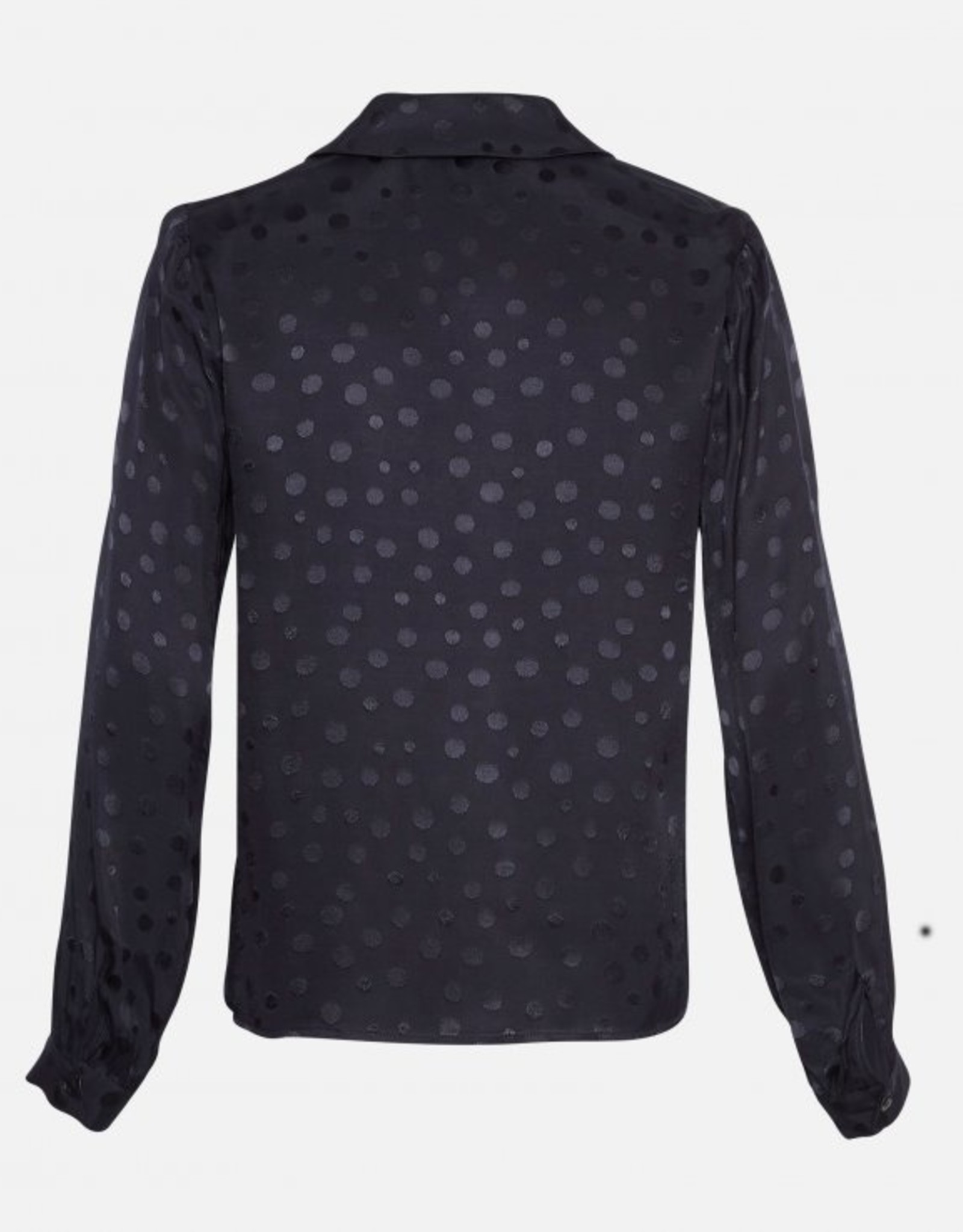 Moss Copenhagen Sofine LS Shirt Sky Captain