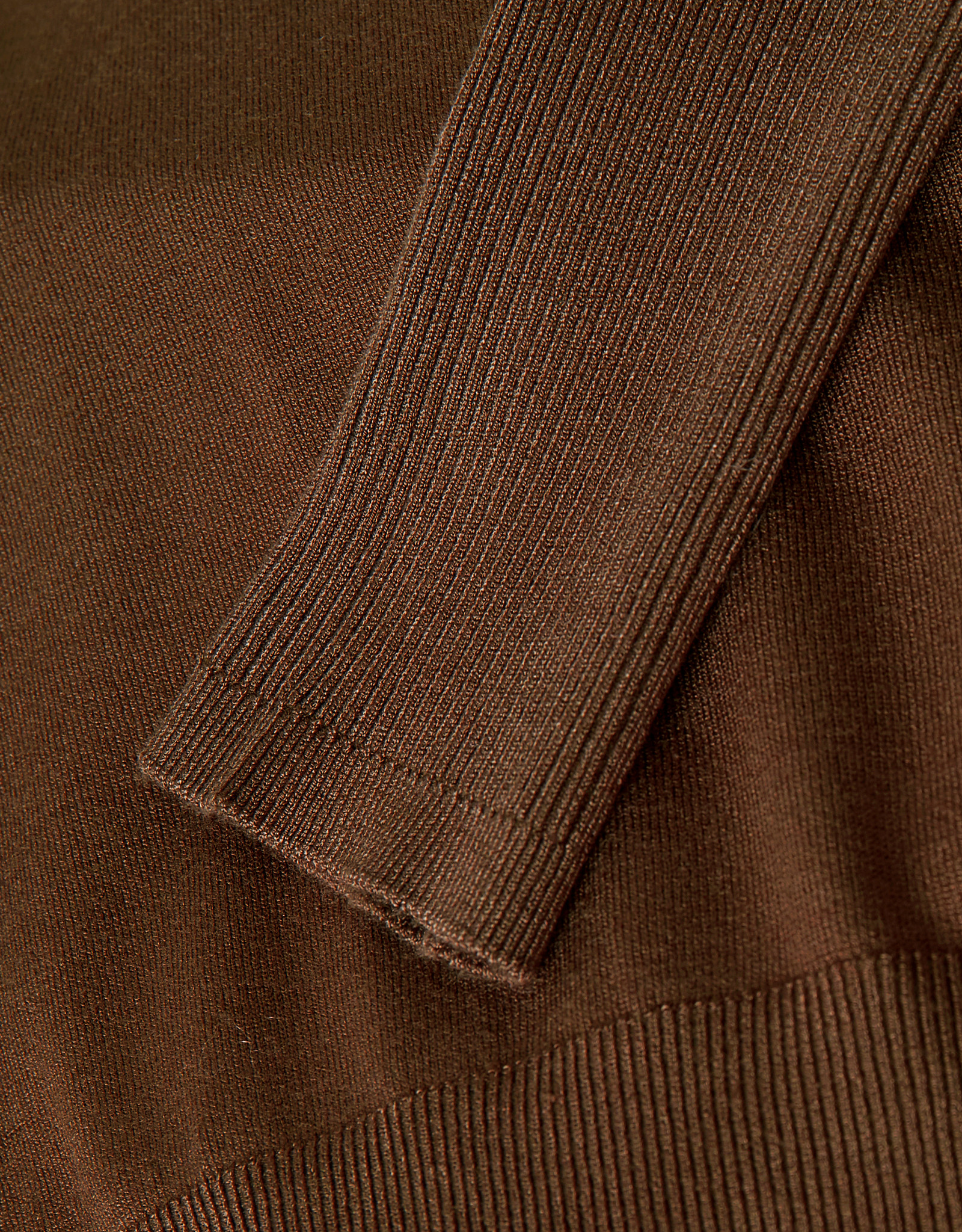 InWear Novella Roleneck Knit Coffee Brown