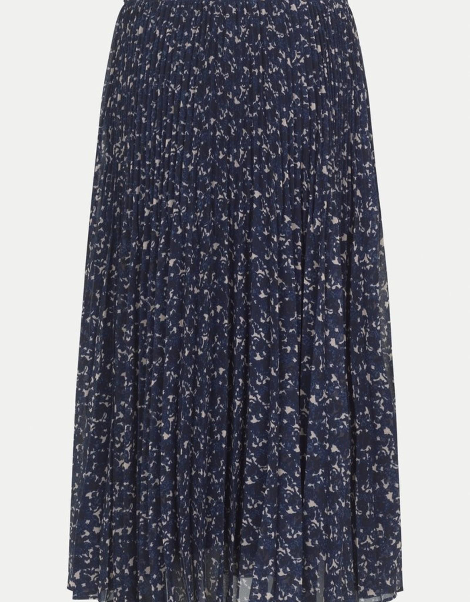 Second Female Norrie Skirt Maritime Blue
