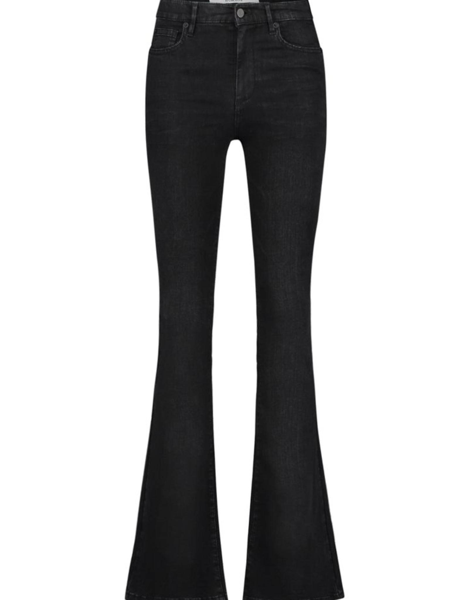 Homage Flared Jeans Black Used
