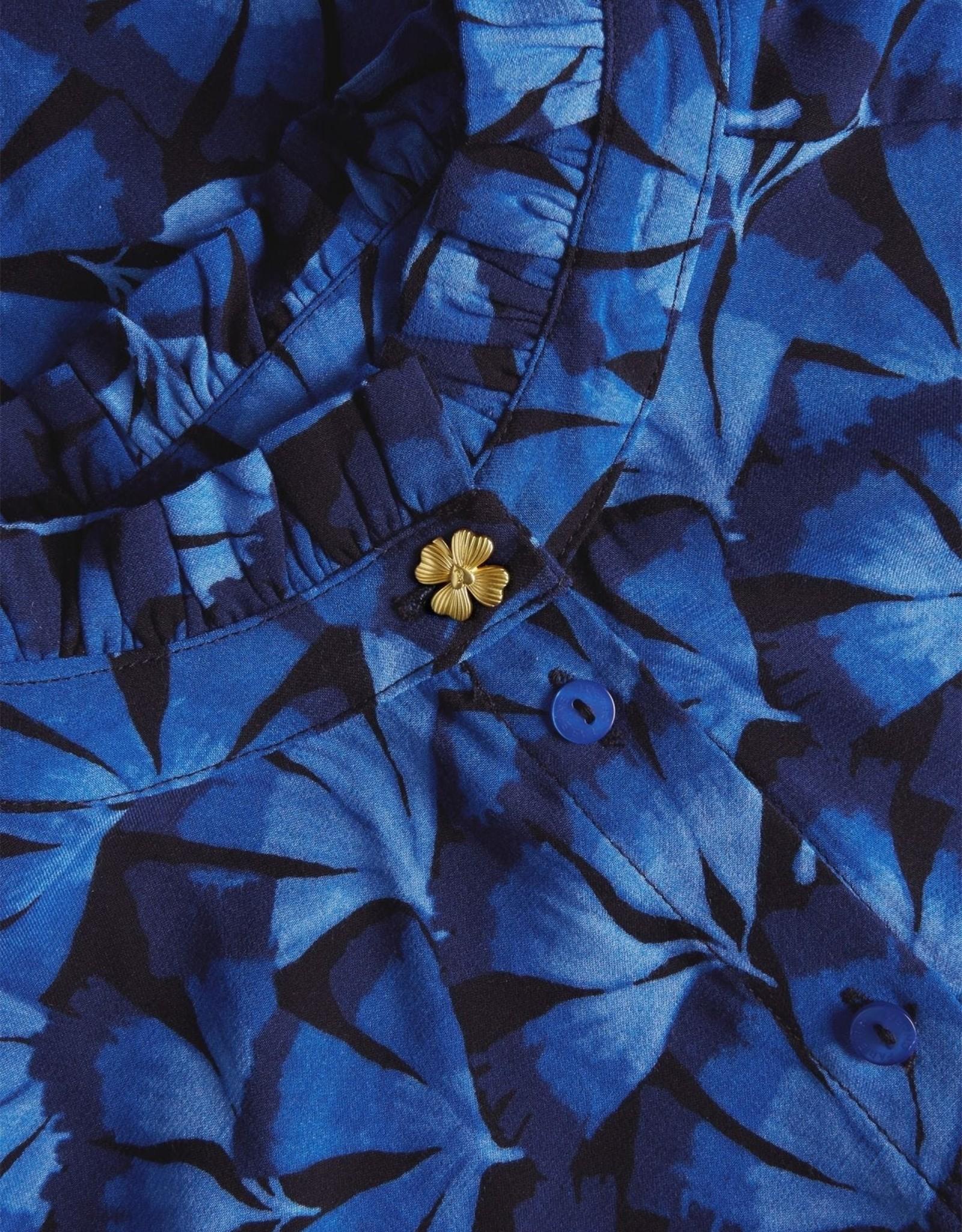Fabienne Chapot Garden Blouse Bluetiful