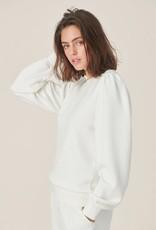 Moss Copenhagen Ima Puff Sweatshirt Port Royale
