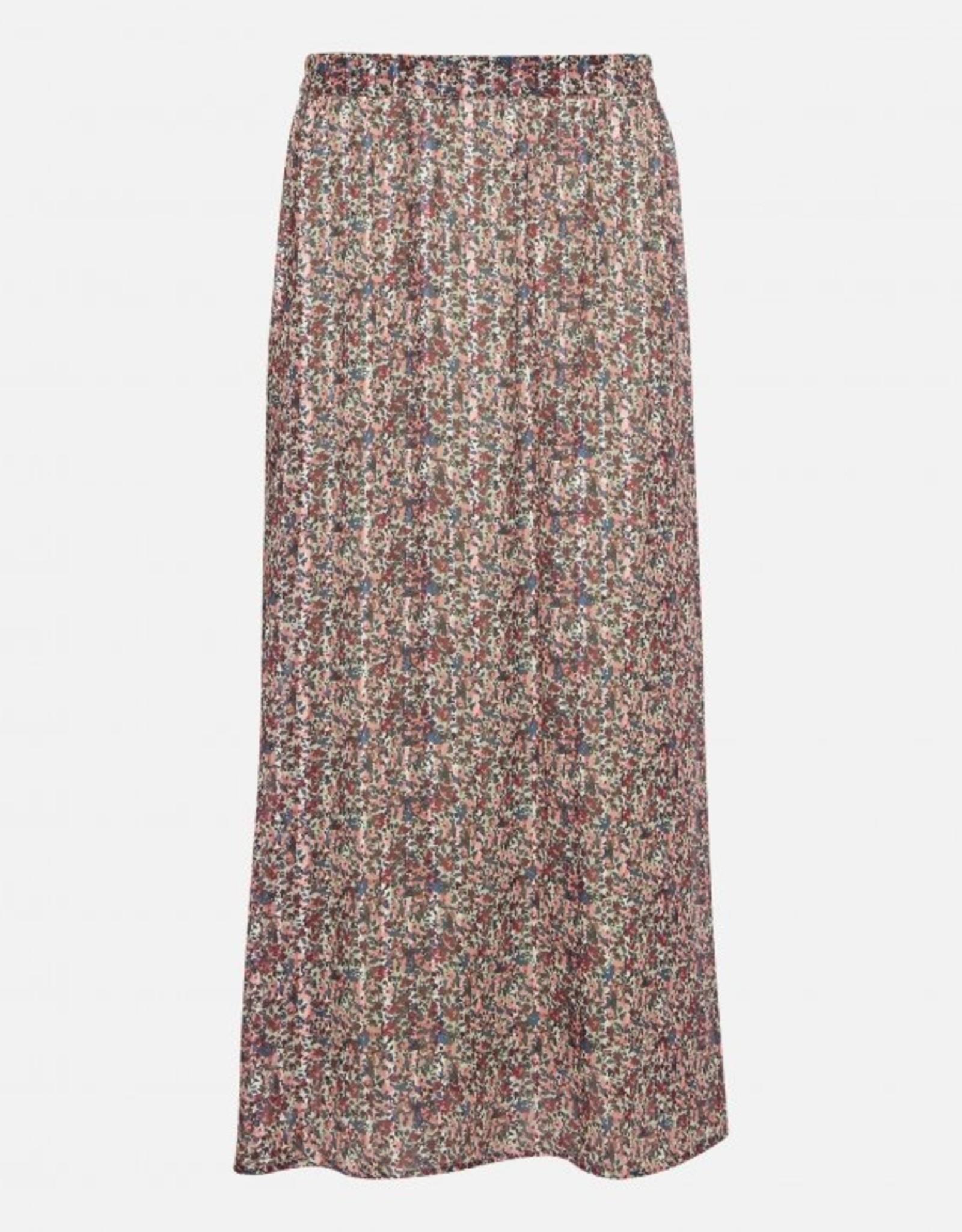 Moss Copenhagen Kaline Skirt Lint Flower
