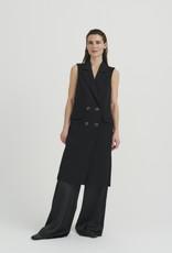 InWear Zoia Waistcoat Black