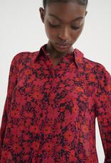 InWear Agathe Shirt Pink Winter Flower