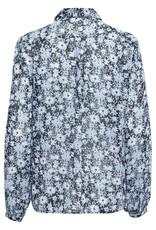InWear Agathe Shirt Blue Winter Flower