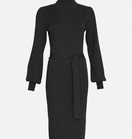 Moss Copenhagen Philina Like LS Dress Black
