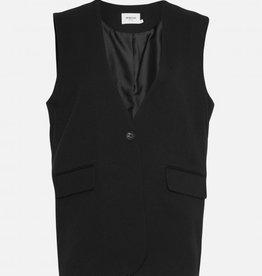 Moss Copenhagen Tekla Waistcoat Black