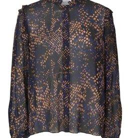 Second Female Florette Shirt Black