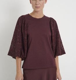 InWear Gitty T-Shirt Bordeaux