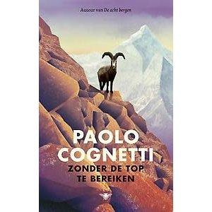 Paolo Cognetti Zonder de top te bereiken