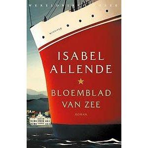 Isabel Allende Bloemblad van zee