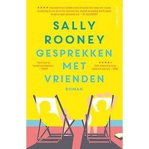 Sally Rooney Gesprekken met vrienden