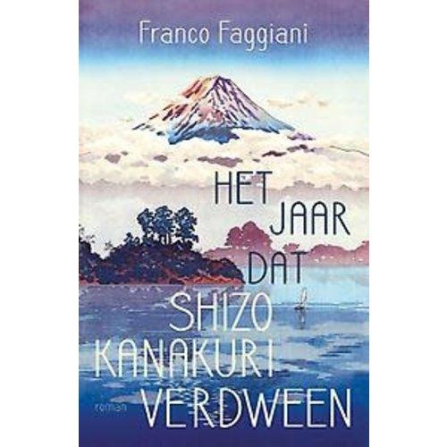 Franco Faggiani Het jaar dat Shizo Kanakuri verdween