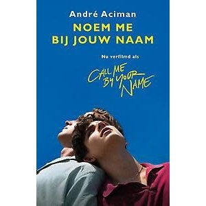André Aciman Noem me bij jouw naam