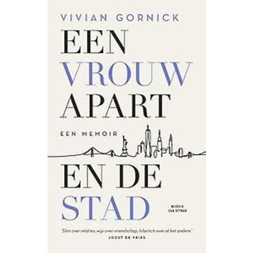 Vivian Gornick Een vrouw apart en de stad