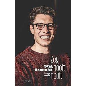 Stig Broeckx Zeg nooit nooit
