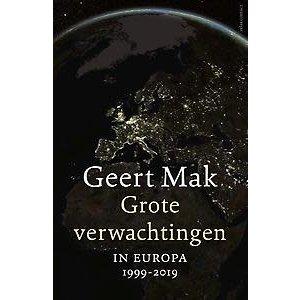 Geert Mak Grote verwachtingen (hardcover)