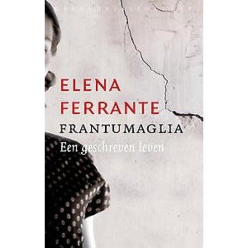 Elena Ferrante Frantumaglia