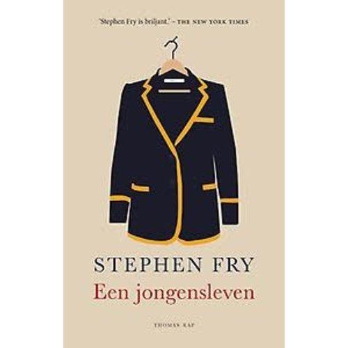 Stephen Fry Een jongensleven