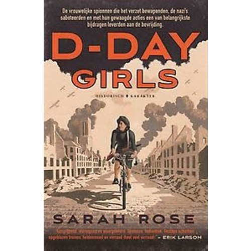 Sarah Rose D-day Girls