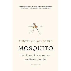 Timothy Winegard Mosquito