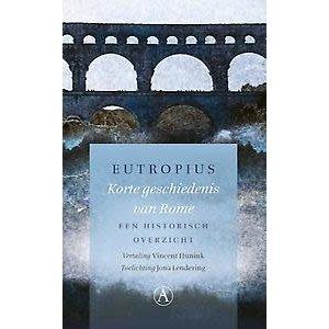 Eutropius Korte geschiedenis van Rome