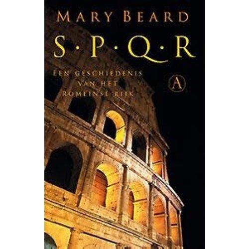 Mary Beard SPQR: Een geschiedenis van het Romeinse rijk