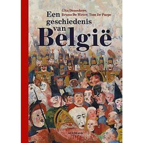 Gita Deneckere Een geschiedenis van België