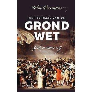 Wim Voermans Het verhaal van de grondwet