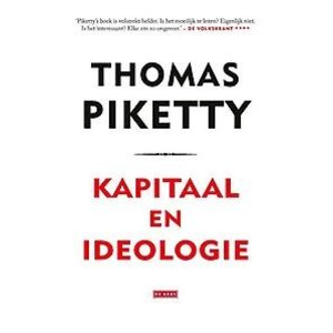 Thomas Piketty Kapitaal en ideologie