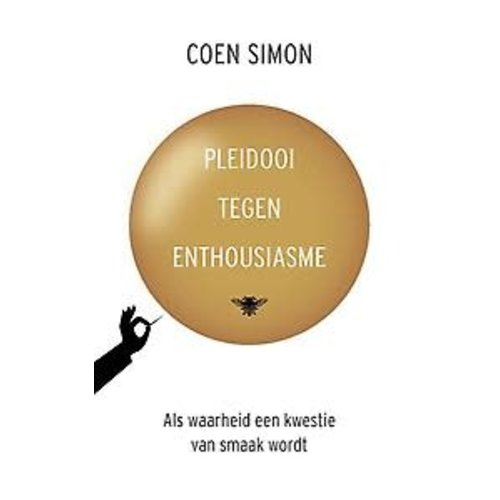 Coen Simon Pleidooi tegen enthousiasme